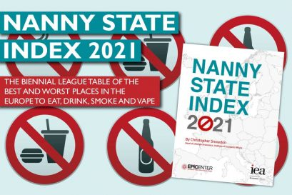 Nanny State Index 2021